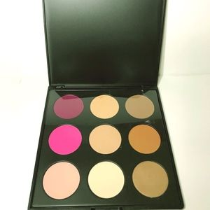🌺Coastal Scents Bronzer Blusher Highlight Palette